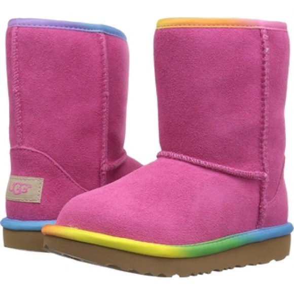⚡️flash sale⚡️kids uggs classic short ii boots